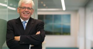 Des O'Shea, Ulster Bank. Photograph: Shane O'Neill / SON Photographic