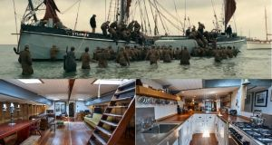 Dunkirk spirit: the houseboat Xylonite appears in Christopher Nolan's acclaimed film