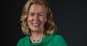 "Anne Anderson, the outgoing Irish Ambassador to the United States: ""I had to put my foot down, very early on."" Photograph: Andre Chung for The Washington Post via Getty Images"