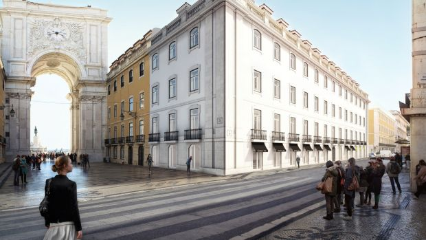 Arco Augusta is a development of 28 luxury apartments retrofitted in a building dating back to 1767. The project carries the name of the beautiful Arco Augusta, beside which it stands.