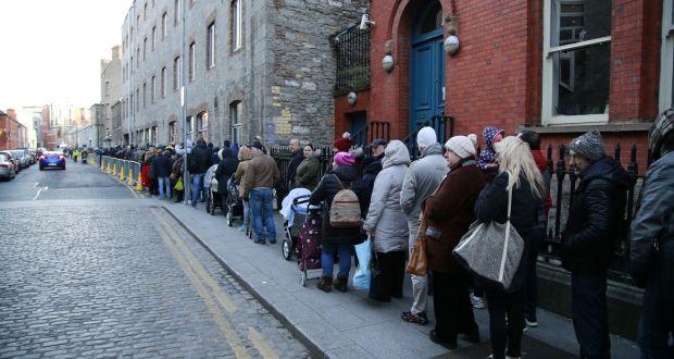 Image result for irish social welfare photos