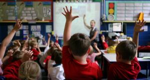 The Government is alarmed by  the rising cost of special needs education. File photograph: Dave Thompson/PA Wire