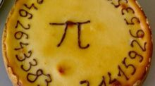 It's a piece of cake: One way to remember the value of pi is by means of a 'piem', a poem whose words have letters corresponding to the digits of pi