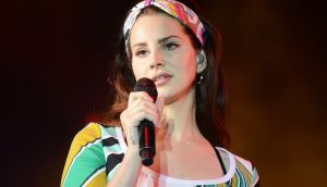 Lana Del Rey performing in  Hull in May this year. Photograph: Dave J Hogan/Dave J Hogan/Getty Images