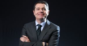 Paschal Donohoe: many of the economic choices facing the State will fall to him. Photograph: Chris Ratcliffe/Bloomberg