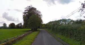 The killing and injuring of cattle  occurred in the early hours of Friday in the townland of Cannafahy, in Co Kilkenny, near Callan. File photograph: Google Street View