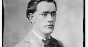 Francis Ledwidge: faced the dilemma of taking up arms against England for his country's freedom or with England against a common enemy. Photograph: Bain Collection/ Library of Congress