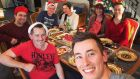 Christmas jumpers in July? Australia's Irish get festive