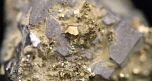 Connemara Mining has discovered gold at one of its sites in Donegal. Photograph: iStock