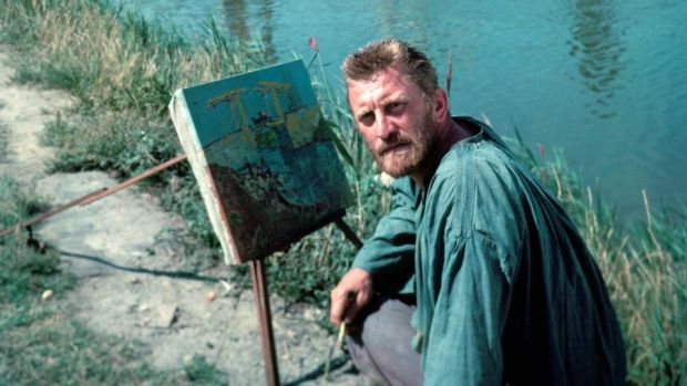 Lust for Life: Kirk Douglas as Vincent Van Gogh in Vincente Minnelli's 1956 film