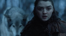 Game of Thrones: Season 7 Episode 2 Clip: Arya and Nymeria