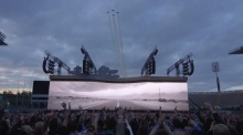 U2 live from Croke Park