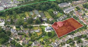 Eton Brae: The Victorian mansion in Shankill has planning permission for conversion into two large apartments, plus 14 new houses on the grounds.