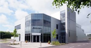 Alcon Ireland said it spent €9.2 million  on developing its manufacturing capacity in Cork last year