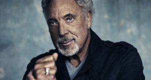 Tom Jones will be working his Welsh magic in Punchestown this weekend