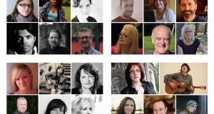 Some of the faces appearing at Bray Literary Festival in September