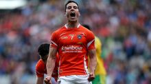 Former Armagh player Aaron Kernan says Kieran McGeeney has handles his ban perfectly. Photo: Donall Farmer/Inpho