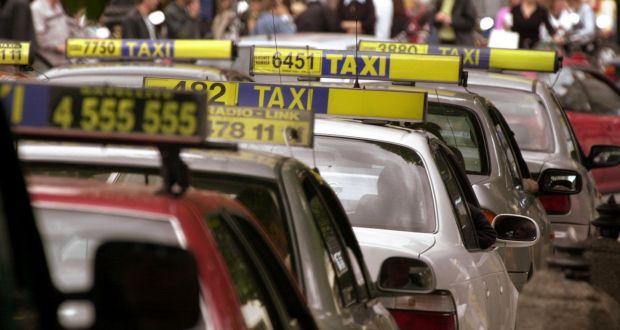 taxi fare estimator dublin