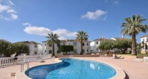 An two bed apartment in Longford Town or this single bed home in Villamartin, Costa Blanca, Spain