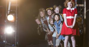 Tomorrow (and until August 20th): 'Annie' at  Cork Opera House. Photograph:  Clare Keogh