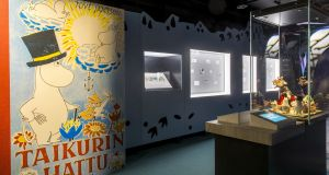 Moomin fans from all over the world are visiting the new museum in Tampare, Finland. Photograph: Photograph: Jari Kuusenaho/Tampere Art Museum
