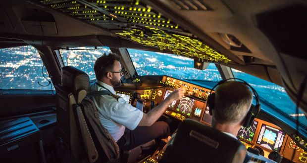 Irish Air Line Pilots Association  estimates there are about 6,000 unemployed pilots in Europe today