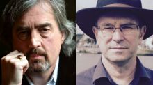 Man Booker prize 2017: Irish authors Sebastian Barry and Mike McCormack on longlist