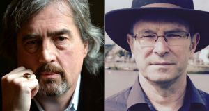 Sebastian Barry and Mike McCormack: Man Booker 2017 longlisted