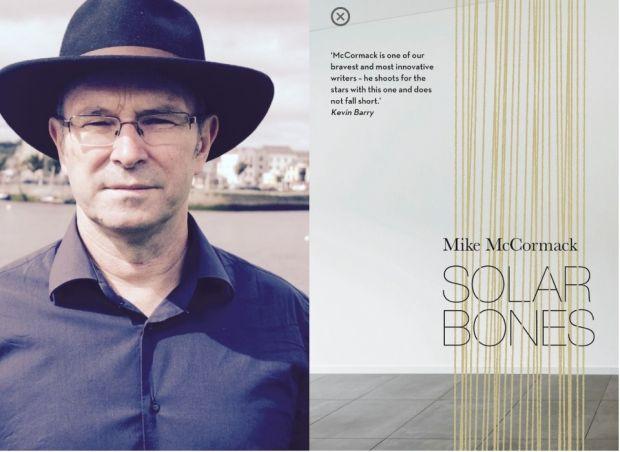 Man Booker prize 2017  Irish authors Sebastian Barry and Mike ... cfa4cf78c7e