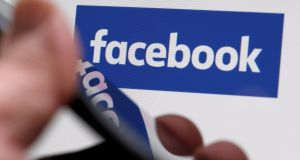 Facebook employs some 1,600 in its international headquarters in Dublin. Photograph: Reuters
