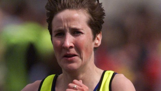 Catherina McKiernan, 1998 London marathon winner, 1994 European cross-country champion and four-time world cross-country silver medallist, drank often during races