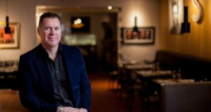 """I look at so many restaurants today operating too close to the wind to continue"": Shane Kenny, owner of Seapoint in Monkstown, Co Dublin, which has closed"