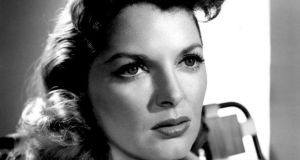 "Julie London: once described as displaying ""the organised abandon of a top stripper"""
