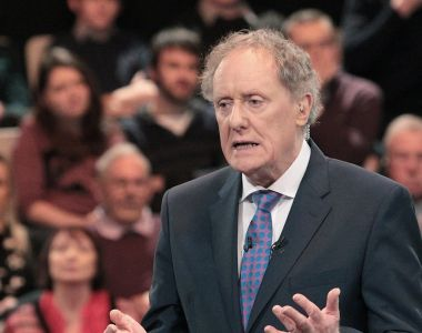 The People's debate with Vincent Browne. Photograph:Brian McEvoy