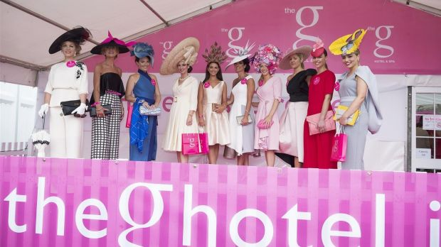 Ladies Day' at the Galway Races 2016