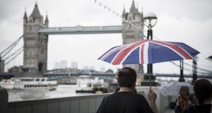 UK consumer-confidence index drops 2 points from the previous month. Photograph: iStock