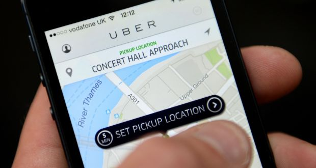 Uber banned from operating private car rides in Ireland