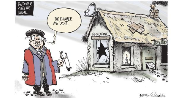 Martyn Turner: Friday July 28th, 2017