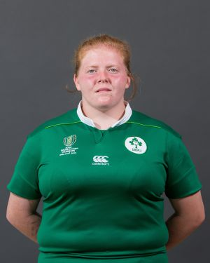 Leah Lyons  Position: Hooker  Club: Highfield/Munster Caps: 8