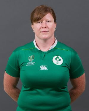 Ruth O'Reilly  Position: Prop Club: Galwegians/Connacht  Caps: 16