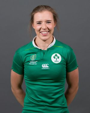 Claire McLaughlin  Position: Centre Club: Cooke/Ulster  Caps: 6