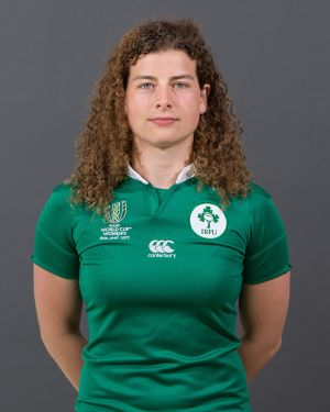 Jenny Murphy  Position: Centre  Club: Old Belvedere/Leinster Caps: 28