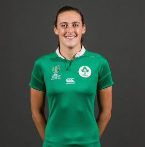 Hannah Tyrrell  Position: Winger Club: Old Belvedere/Leinster  Caps: 7