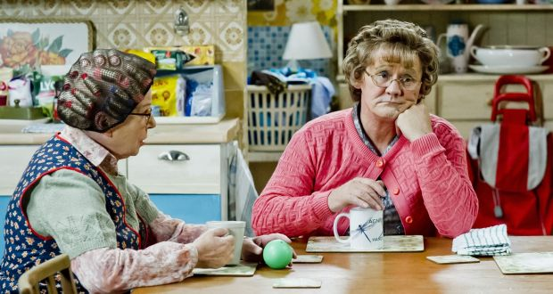 Mrs Brown's Boys has dramatically boosted the fortunes of its creator and lead actor, Brendan O'Carroll