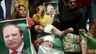 Pakistani prime minister ousted in wealth probe