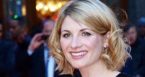 'Plenty of women get the joke that Jodie Whittaker's first adventure as the new Dr Who will be politely correcting everyone who calls her 'Nurse'.' Photograph: Max Nash/AFP/Getty Images