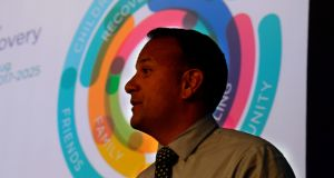 Taoiseach Leo Varadkar: believes public and political debate is riven by misconceptions. Photograph: Cyril Byrne