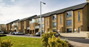Carrickmines Green: many in the estate of about 180 homes between Foxrock and Kilternan learned only this week of the extent of the fire safety defects in their blocks