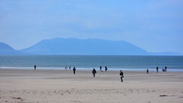 Inch Beach, Co Kerry.