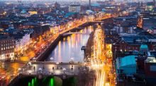 Is a Dublin hotel room really dearer than London, Paris and Rome?